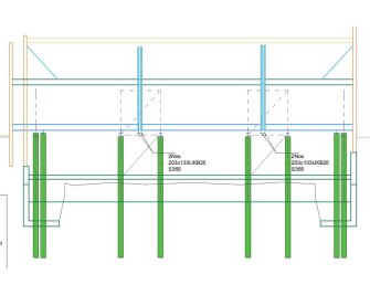 Oldbury Place Works drawings