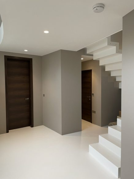 Contemporary stairwell-Bromley-BR3