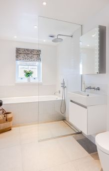 Bathroom-Chelsea Conservation Area-SW3