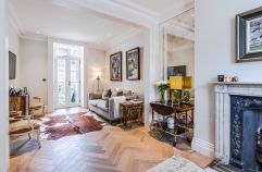 Reception room-Chelsea Conservation Area-SW3