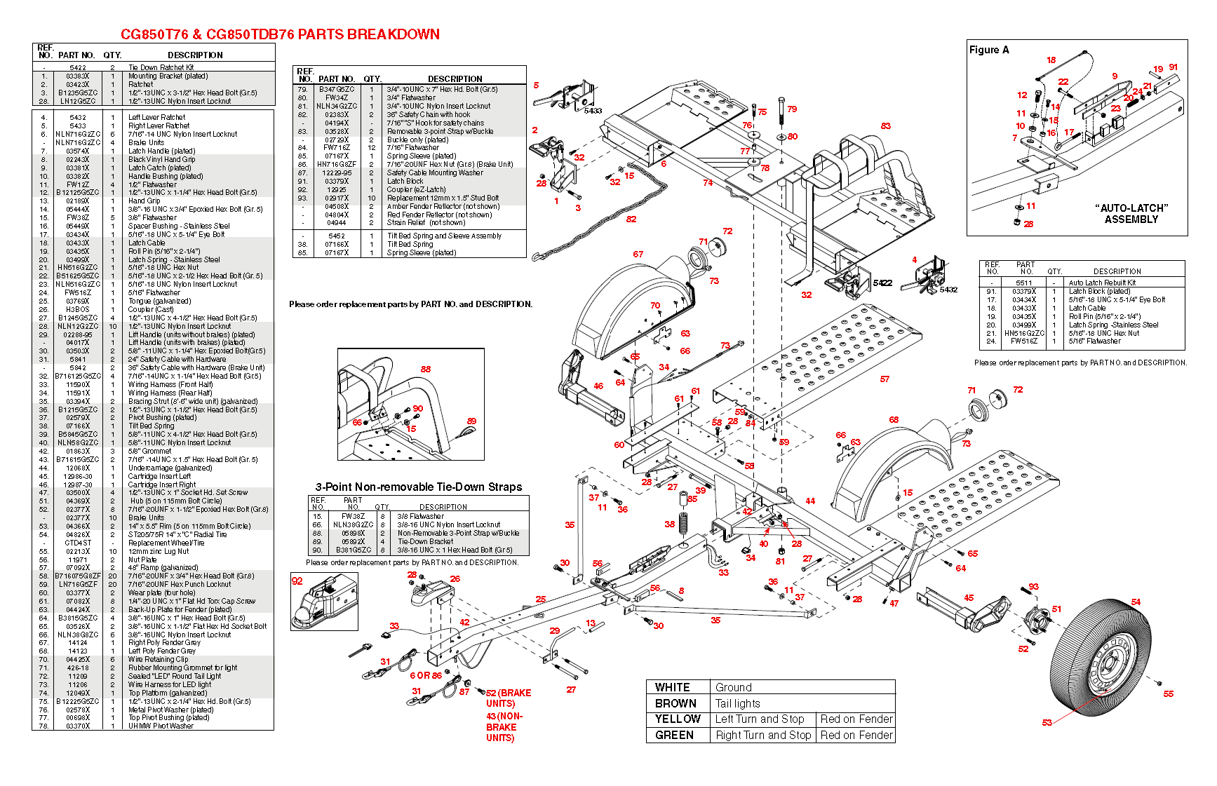 tow wiring diagram for cub cadet zero turn mower dolly parts diagrams