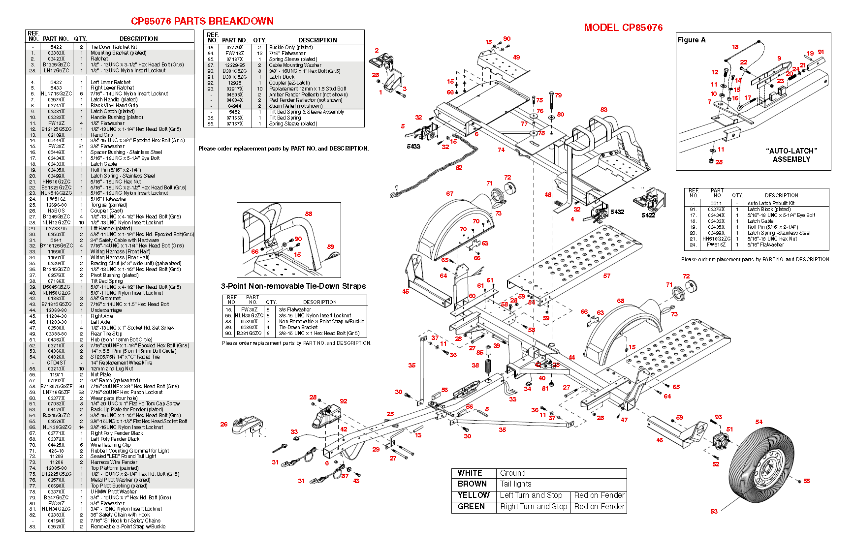 Reitnouer Trailer Wiring Diagram