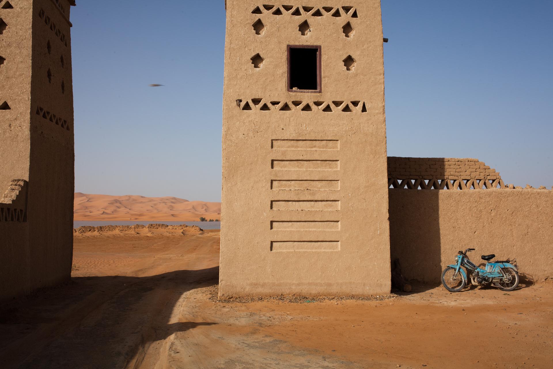 In our Kasbah