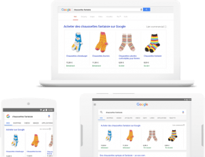 google shopping - device