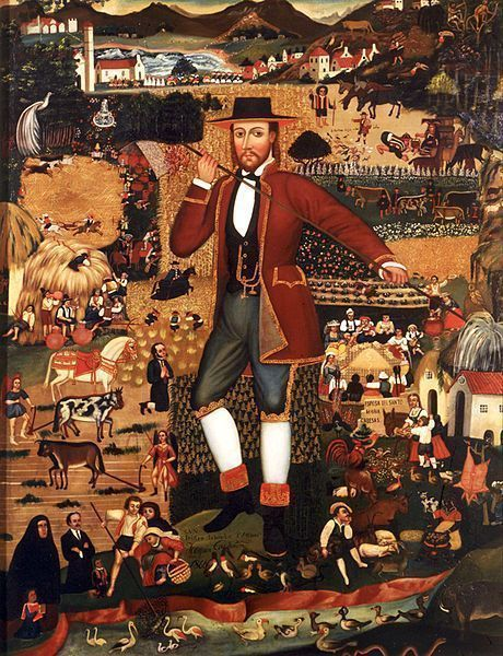 Joaquin_Castañon_-_San_Isidro_Labrador,_1866,_San_Antonio_Museum_of_Art
