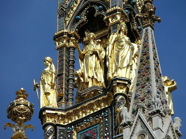 Albert-Memorial-dosel