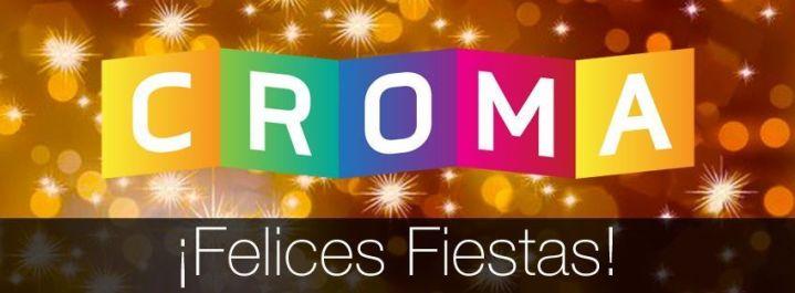 Felices Fiestas Croma