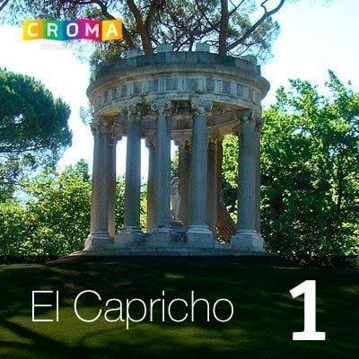 El capricho un jard n paisajista en madrid i croma for Jardines el capricho
