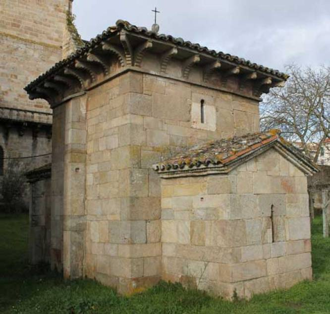 Capilla de San Miguel  - Monasterio de San Salvador de Celanova