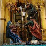 El Descendimiento, Iglesia de la Vera Cruz. Gregorio Fernández