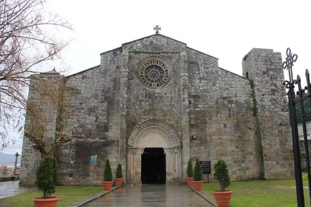 Excolegiata de Santa María - Baiona (Pontevedra).