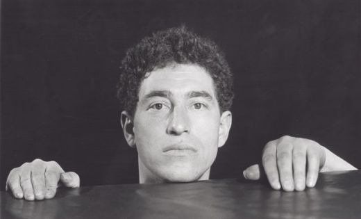 Jacques-André Boiffard - Alberto Giacometti, París, 1931. Colección Fotostiftung Schweig, Winthertur.