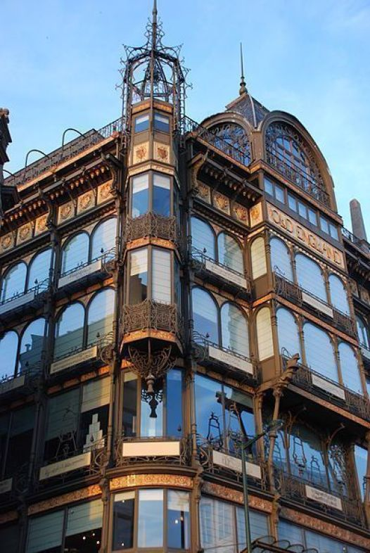 Edificio Old England, Bruselas