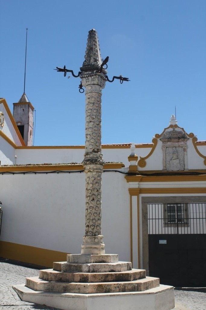 Pelourinho, Elvas