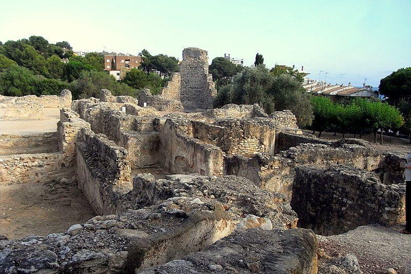 Villa romana del Munts.