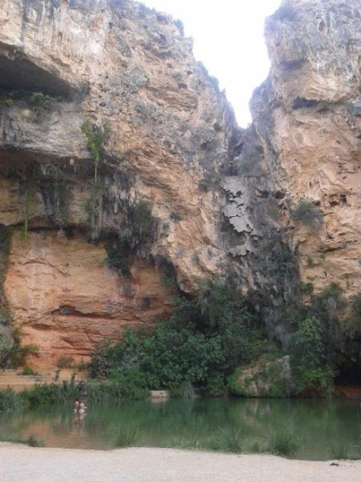 Cueva del Turche. Hoya de Buñol.