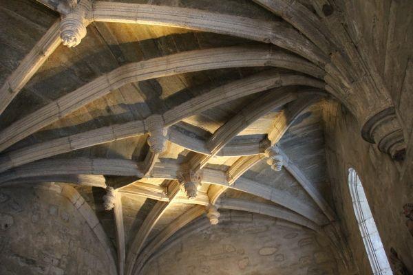 Bóveda de la Sacristía