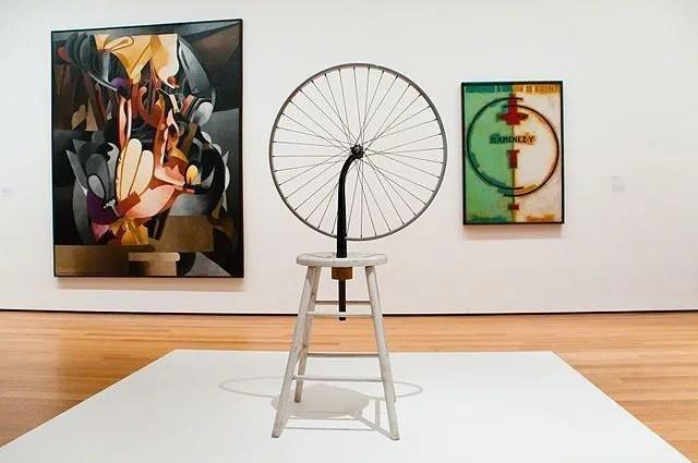 Obras de Picabia y Duchamp en el MoMA de Nueva York
