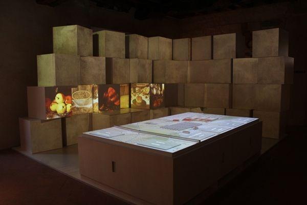 Plano interactivo de la ciudad baja de Bergamo