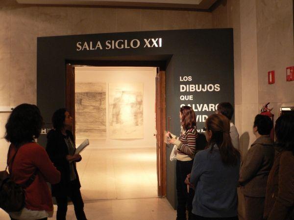 Un día en el museo con personas con alzheimer, por María Francisca Romero y Miriam Muñoz