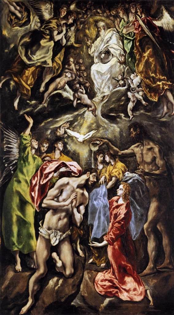 El_Bautismo_de_Cristo_El_Greco_version1609