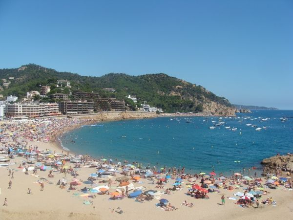 Tossa-de-Mar-playa