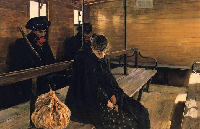 ¡¡Otra Margarita!!.1892. Óleo sobre lienzo. 129,5x198,1cm. Mildred Lane Kemper Art Museum, Washington University in St. Louis, San Luis.