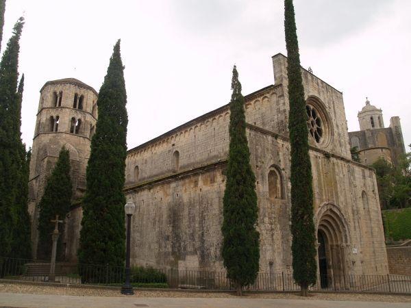 Iglesia de Sant Pere de Galligants