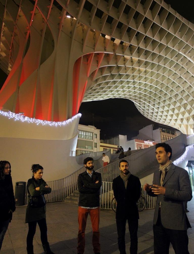 Mercado de la Encarnación Sevilla