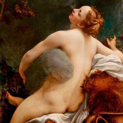 Mitología a través del arte: Los amores de Zeus