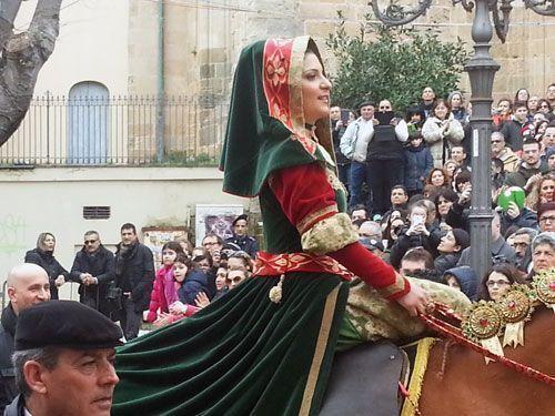 Eleonora d'Arborea.