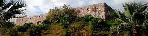 Vista del Castillo, San Miguel de Arca de Buey, El Rompido, Cartaya, Huelva