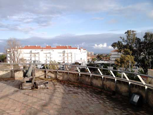 Torre Umbría, terraza