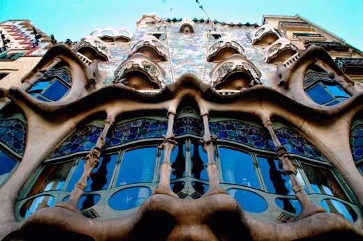 Casa Batllò de Barcelona