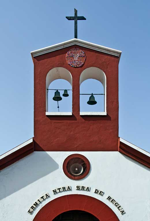 Ermita de Nuestra Señora de Regla, Santa Cruz de Tenerife.