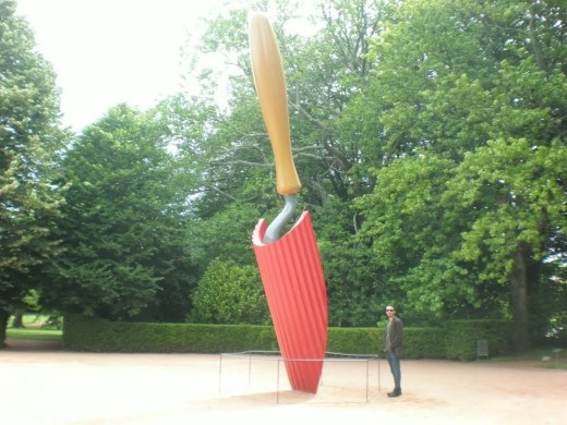Claes Oldenburg, Plantoir