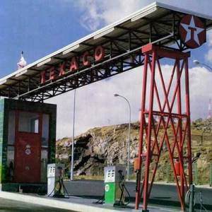 Estacion servicio texaco