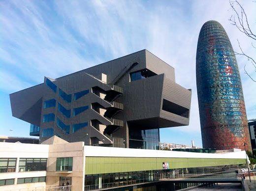 Museu del Disenny, Barcelona.