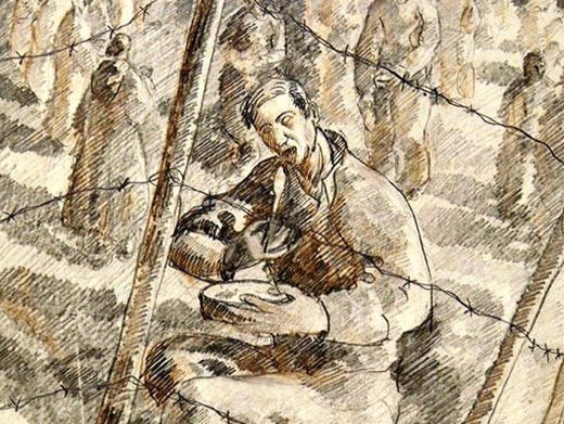 Josep Franch Claper, El primer ranxo calent, 1939.