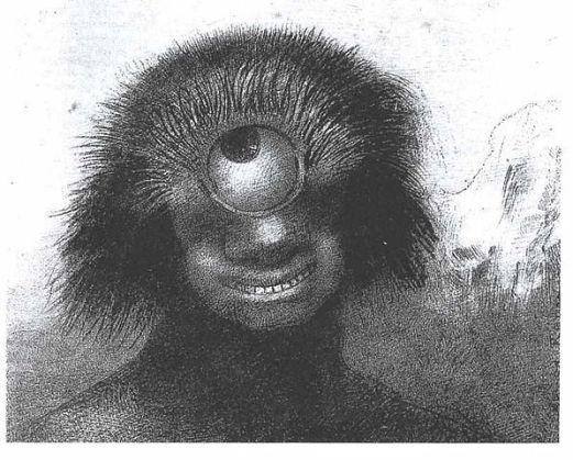 Odilon Redon, Orígenes.