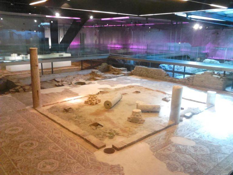 Antiquarium en Sevilla