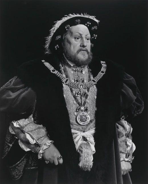 Hiroshi Sugimoto, Enrique VIII.