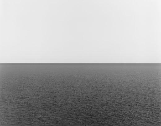 Hiroshi Sugimoto, Tyrrhenian Sea.