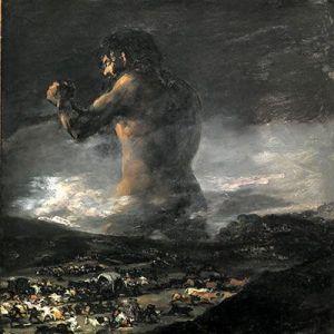 Goya - El Coloso