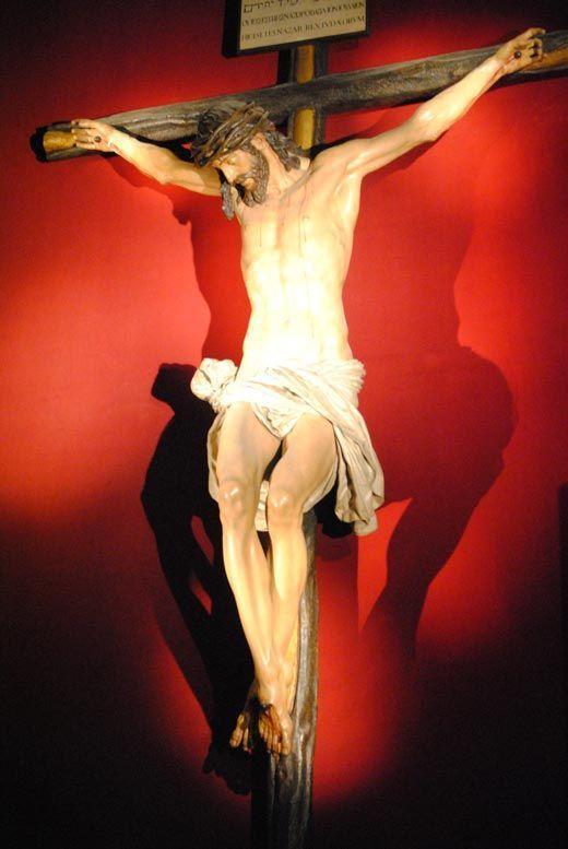 Escultura de Martínez Montañés