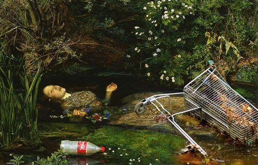 John Everett Millais Ophelia