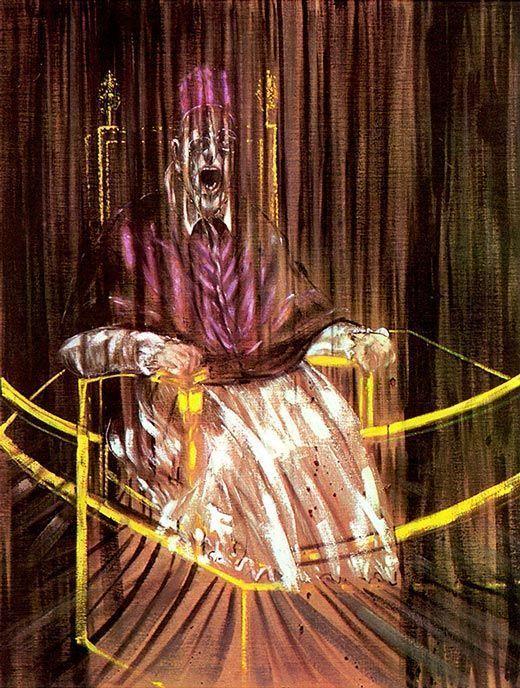 Retrato papa Inocencio X