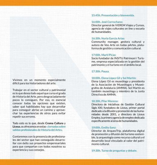 Díptico Proyecto Aracnet