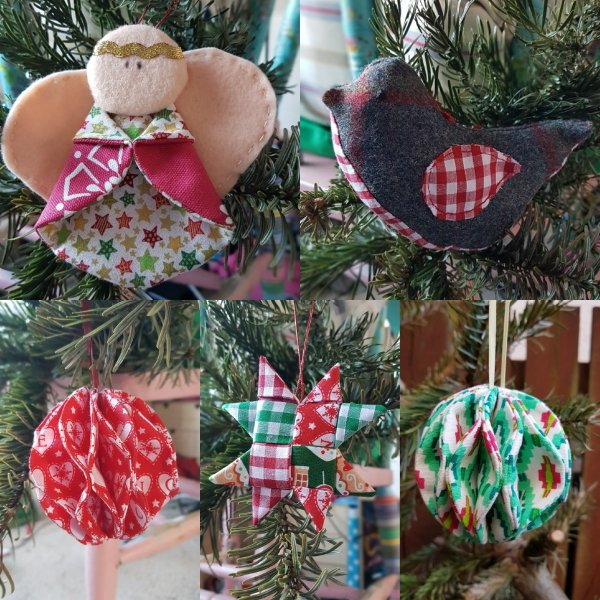 christmas ornaments sewing # 51