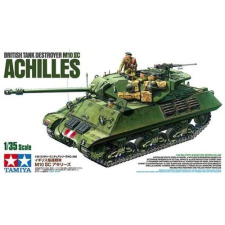Tamiya 35366 · British Tank Destroyer M10 IIC Achilles